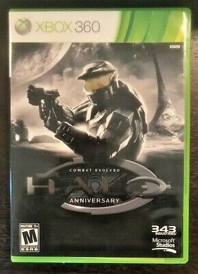 Halo: Combat Evolved Xbox 360 2011 Microsoft 343 Industries Ships Fast! Tested! comprar usado  Enviando para Brazil