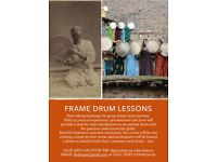 Beginners Frame Drum Lessons Starting in Leeds - 4 Week Group Course