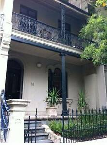 Room for rent in Potts Point (July- October) $290 bills inc Potts Point Inner Sydney Preview