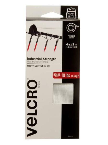 Velcro Brand Self Adhesive Tape Industrial Strength Sticky H