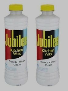 Jubilee Kitchen Wax Cleaning Products Ebay