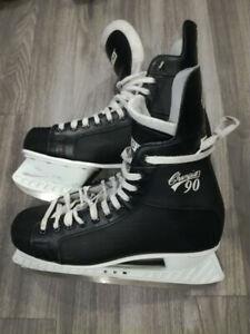 Patin à glace homme taille 12