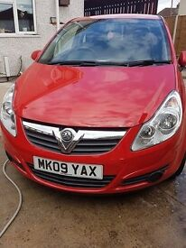 Vauxhall Corsa 1.0 Life 2009 11 Months MOT . £1950 ovno