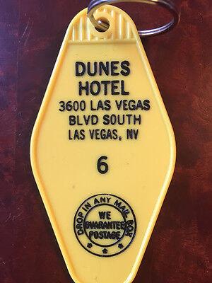 Las Vegas Inspired  Dunes Hotel  Keytag  Keyfob