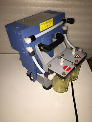 Vacuubrand Mz 2c Chemistry Diaphragm Vacuum Pump System