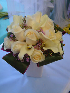 Wedding Flower Packages - www.toronto-wedding-florist.com