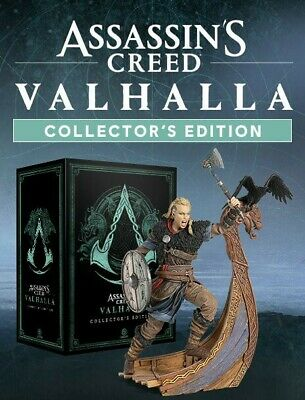 Assassin's Creed Valhalla Edicion Coleccionista PS4 Reserva Español
