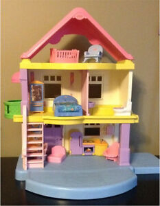 Fisher price doll house St. John's Newfoundland image 1