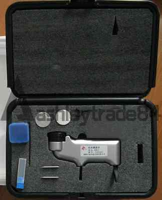 Barcol Impressor Portable Aluminum Alloys Hardness Tester Meter Astm 934-1 New