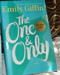 THE ONE AND ONLY signed book by E. Giffin