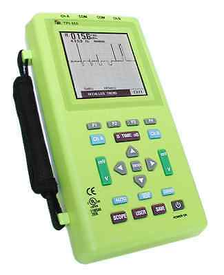 Test Products International Tpi 460 20mhz Handheld Oscilloscope