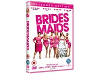 BRIDESMAIDS film on DVD New in Packaging!