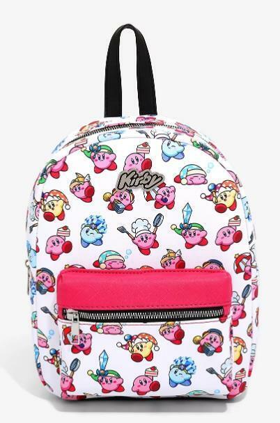 Kirby Copy Abilities Mini Backpack