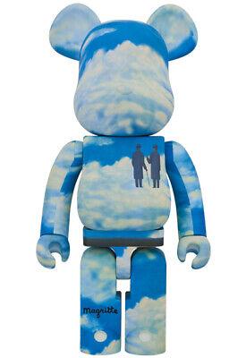 BEARBRICK Rene Magritte 1000% Be@rbrick Medicom Toy