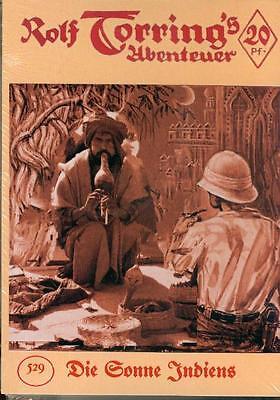 Rolf Torring 529 - Die Sonne Indiens - neuer Text / Ostwald