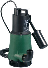 DAB FEKA 600 Submersible Pump for Domestic Use (septic tank/pond/cesspools/flood water)