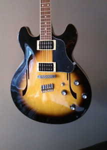 ES-335 Guitar (By Yamaha)