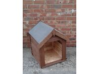 Small Timber Kennel - £25