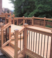 KITCHENER TOP QUALITY DECK BUILDERS