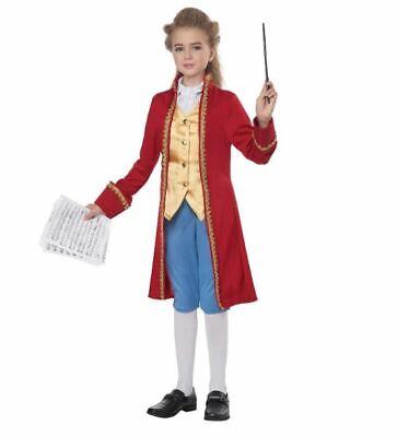 Classical Composer/Amadeus Mozart - Child's Unisex Costume](Mozart Costume)