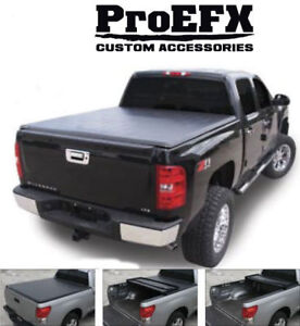 In Stock SOFT Tri-Fold Tonneau Covers Pro-EFX NEW