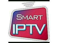 Smart IPTV Arabic English Italian Polish Turkish channels