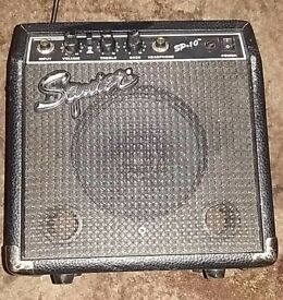 Squire SP10 amp. GWO.