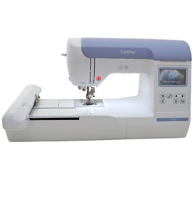 BROTHER PE800  PE 800 5X7 Embroidery Machine with Large Colo