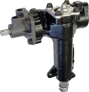 Borgeson 800105 Power Steering Conversion Box, 55-57 Chevy, Delphi 600, Remanufa