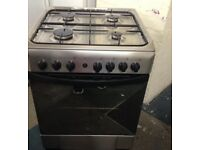 Indesit gas cooker free delivery