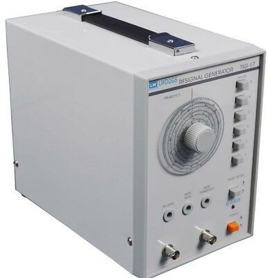 New Tsg-17 Rfradio-frequency High Frequency Signal Generator Free Ship