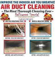 Halloween Special - $105 Unlimited Air Vents