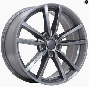 17 Inch VW Golf R A3 S3 Winter Tires Rims $960 + Tax @Zracing 905 673 2828