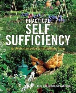 Practical Self Sufficiency by Dick Strawbridge Hardcover Book