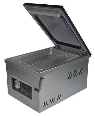 Kammer Vakuumgerät VP260 Vakuum Schweissgerät Verpackung ohne Luft NEU !
