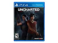 Unchartered The Lost Legacy PS4 Game