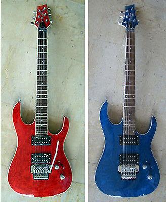 Guitarra eléctrica varios colores