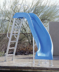 Jacuzzi Deluxe Fiberglass Pool Slide (Just Like New)