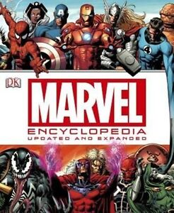 Marvel Encyclopedia The Definitive Guide to the Characters of the Marvel - Blackpool, United Kingdom - Marvel Encyclopedia The Definitive Guide to the Characters of the Marvel - Blackpool, United Kingdom