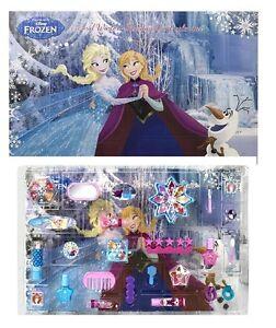 Disney Frozen Adventskalender Beauty Eiskönigin Kosmetik Mädchen Weihnachten/NEU