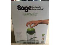 Sage by Heston Blumenthal the Nutri Juicer