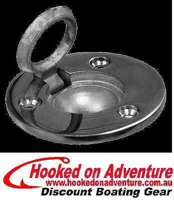 Stainless Steel Round Pull Ring - Large Handle PN HOA29749