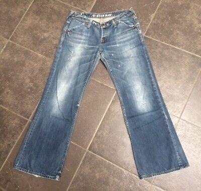 G-STAR RAW 3301 Jeans limit loose wmn W32/L34 (zgan)