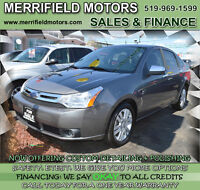 2009 Ford Focus SEL Sedan includes SUNROOF, CALL FOR DETAILS