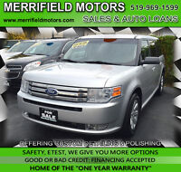 2011 Ford Flex SE SUV, Crossover for 7 PASSENGERS, 3rd ROW SEATS