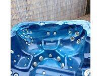 Balboa 5 man hot tub