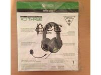 XO Three Xbox Turtle Beach Headset
