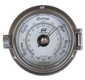 Boat Clock & Barometer