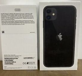 iPhone 11 - 64gb - LIKE NEW!