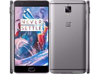 One Plus 3 | Oneplus 3 | 64GB Memory | 6 GB RAM | Pristine Condition | Boxed